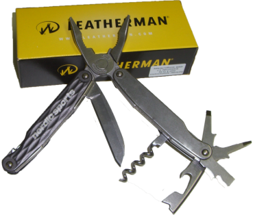 NordicSports Leatherman Juice C2
