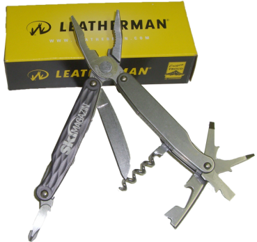 SkiMAGAZIN Leatherman Juice C2
